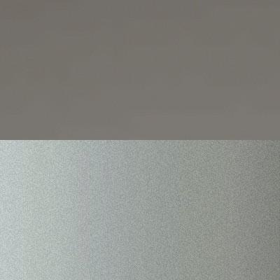 Assise grège - Structure satinée
