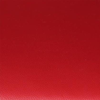 Croûte de cuir rouge