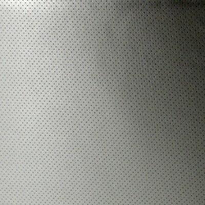 Synthétique gris micro perforé