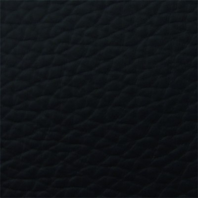Synthétique noir lisse