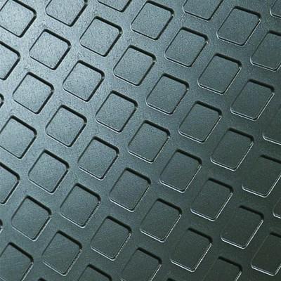 Polypropylène noir motif losange