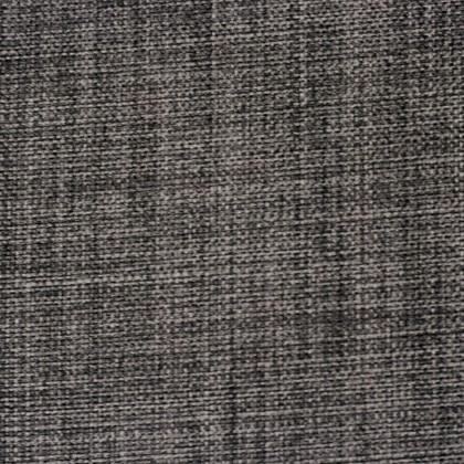 Tissu polyester gris foncé