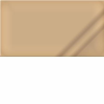 Blanc / Dossier ambre transparent