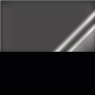 Noir / Dossier noir transparent