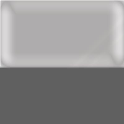 Gris / Dossier fumé transparent