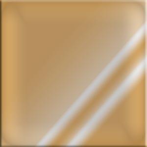 Polycarbonate - Ambre transparent