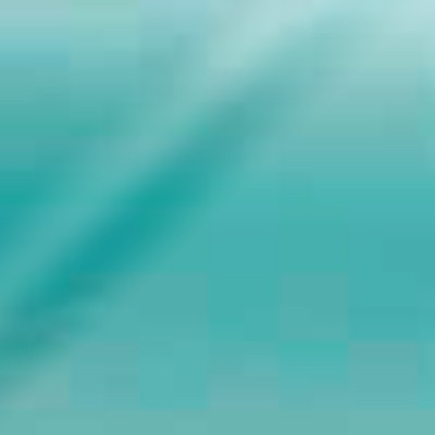 Polycarbonate - Vert d'eau transparent