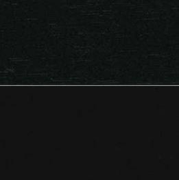 Assise noire P15L / Structure noire P15