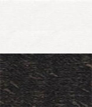 P132 Hêtre graphite - Ekos blanc