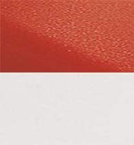 P94 Hêtre blanc opaque - Rouge