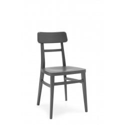 Chaise en bois assise multipli