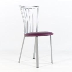 Chaise cuisine structure métal Era