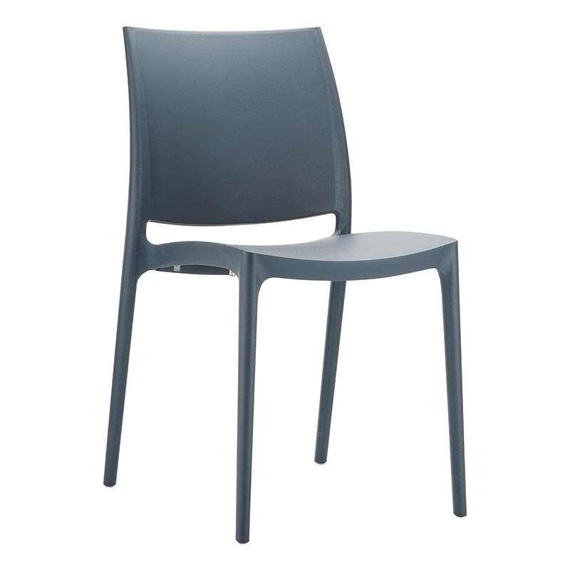 Chaise monobloc plastique