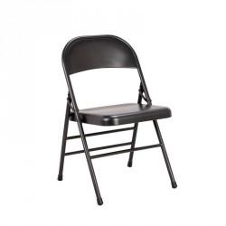 Chaise pliante en métal - Mathiew