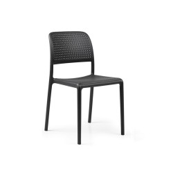 Chaise en polypropylène empilable - Bora bistrot