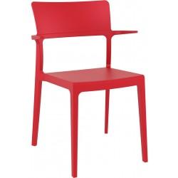 Chaise en polypropylène - Plus