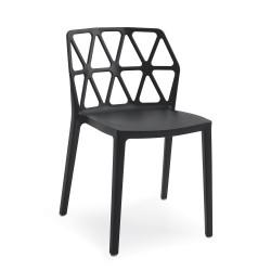 Chaise design en polypropylène - Alchemia