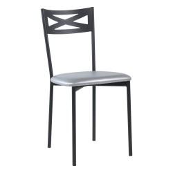 Chaise de cuisine en métal - Kelly