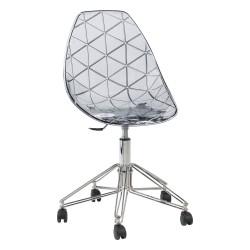 Chaise sur roulettes - Prisma