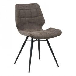 Chaise en métal et synthétique - Ibéris