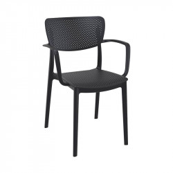 Fauteuil empilable moderne...