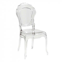 Chaise en polycarbonate -...