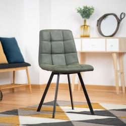 Chaise en tissu - Carvi